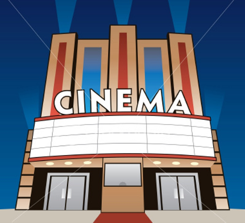 Movies clipart movie house. Theatre look at clip