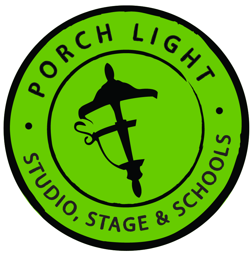 Lighting clipart stage direction. Porch light studio schools