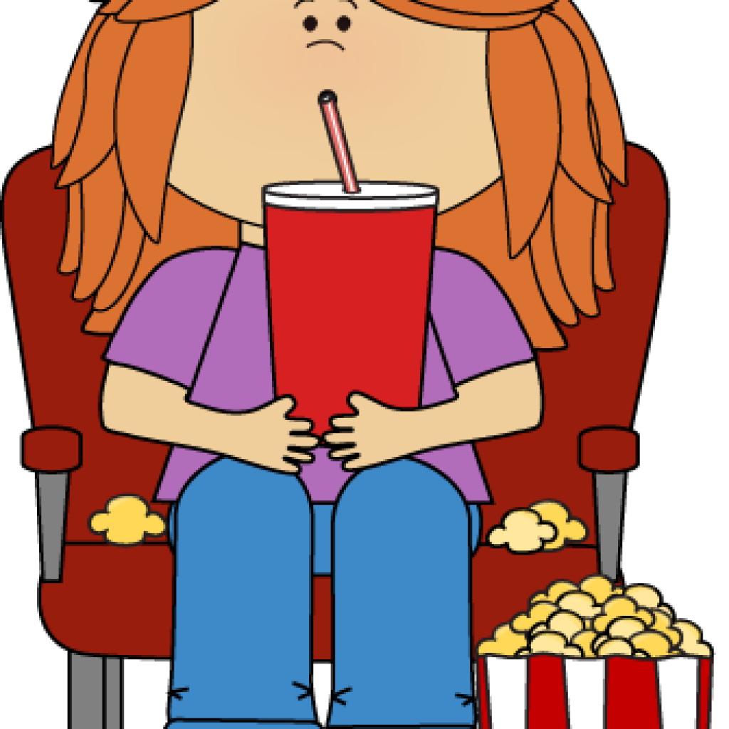 Night clipart movie. Theater clip art butterfly