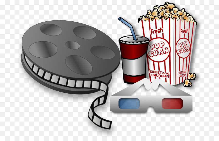 Cinema clipart themed. Technology background film product