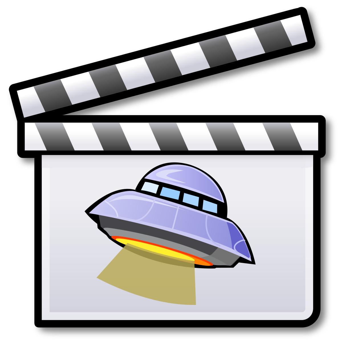 Spaceship clipart move. List of science fiction