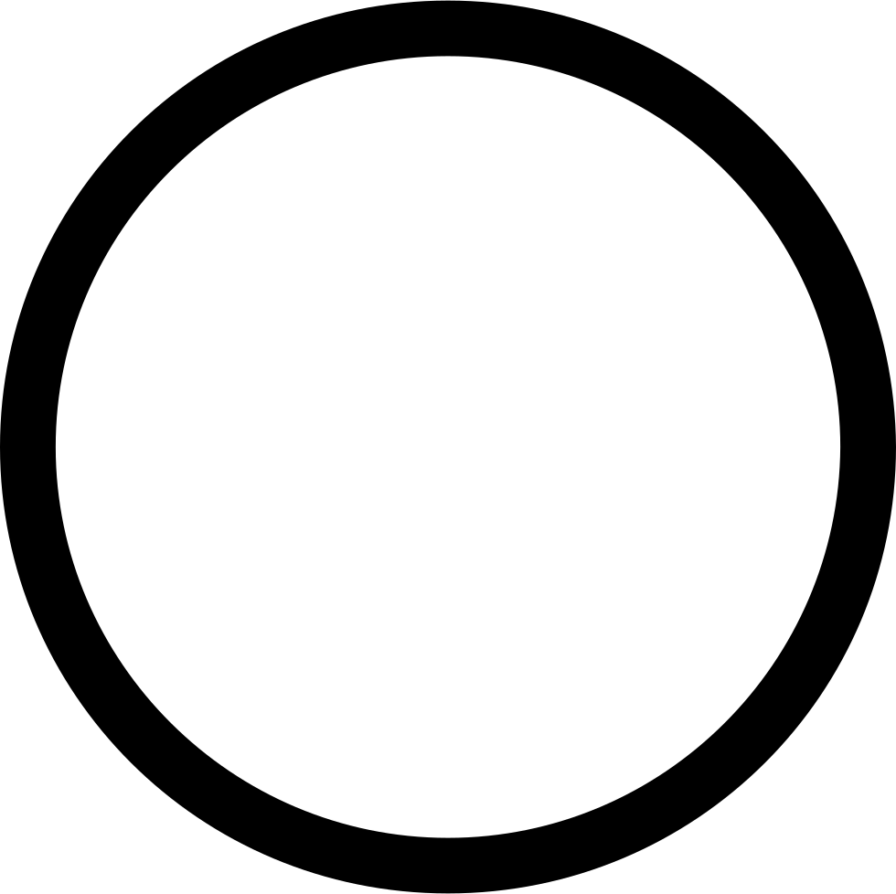Circle border png. Svg icon free download