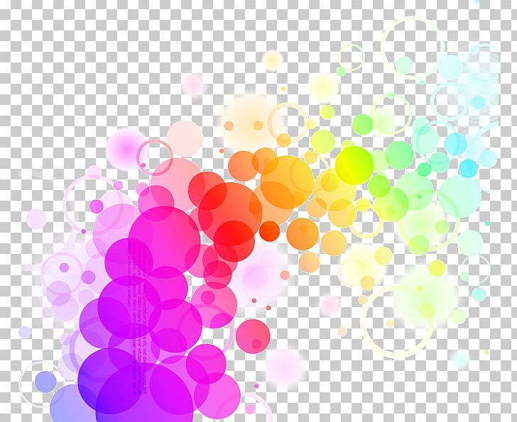 Color art png . Colors clipart abstract
