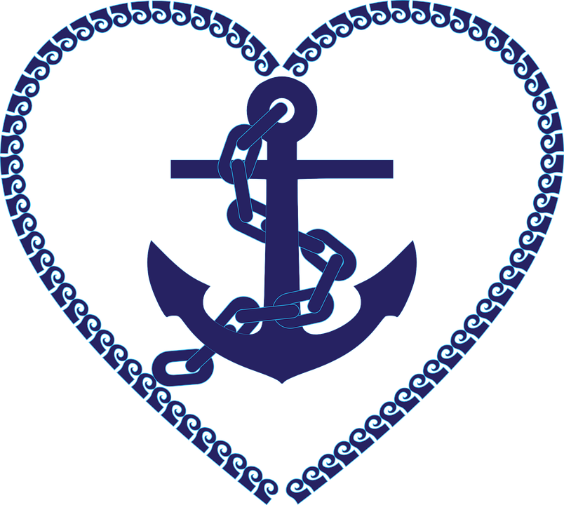 Images image group chain. Clipart anchor hope
