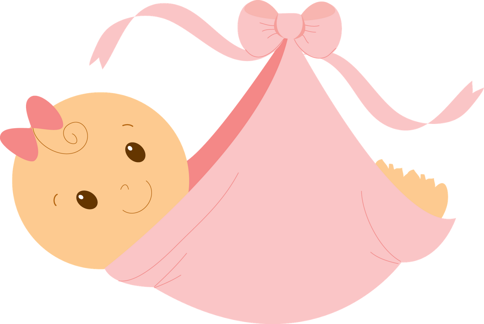 Stork clipart rattle. Baby girl at getdrawings