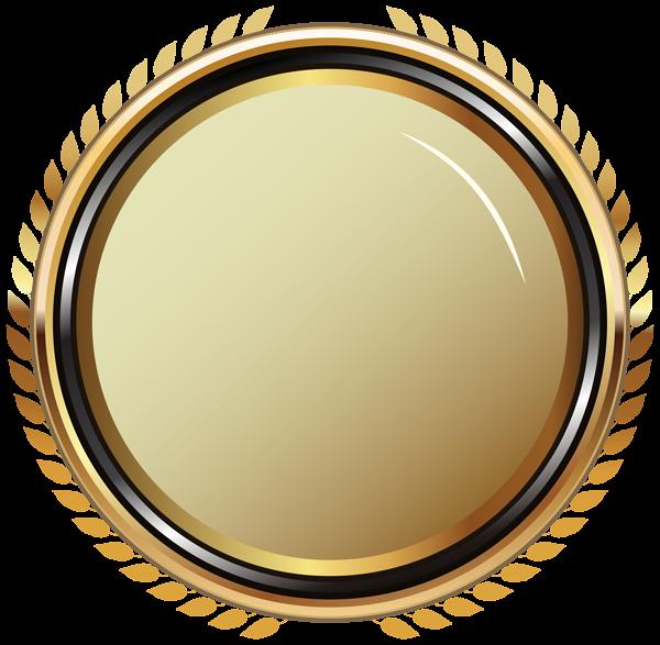 Arany ov lis tl. Circle clipart badge
