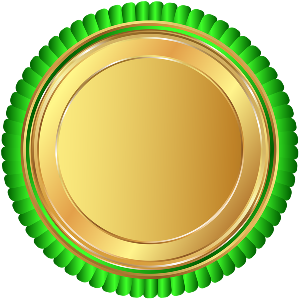 Poverty clipart poverty cartoon. Gold green seal badge