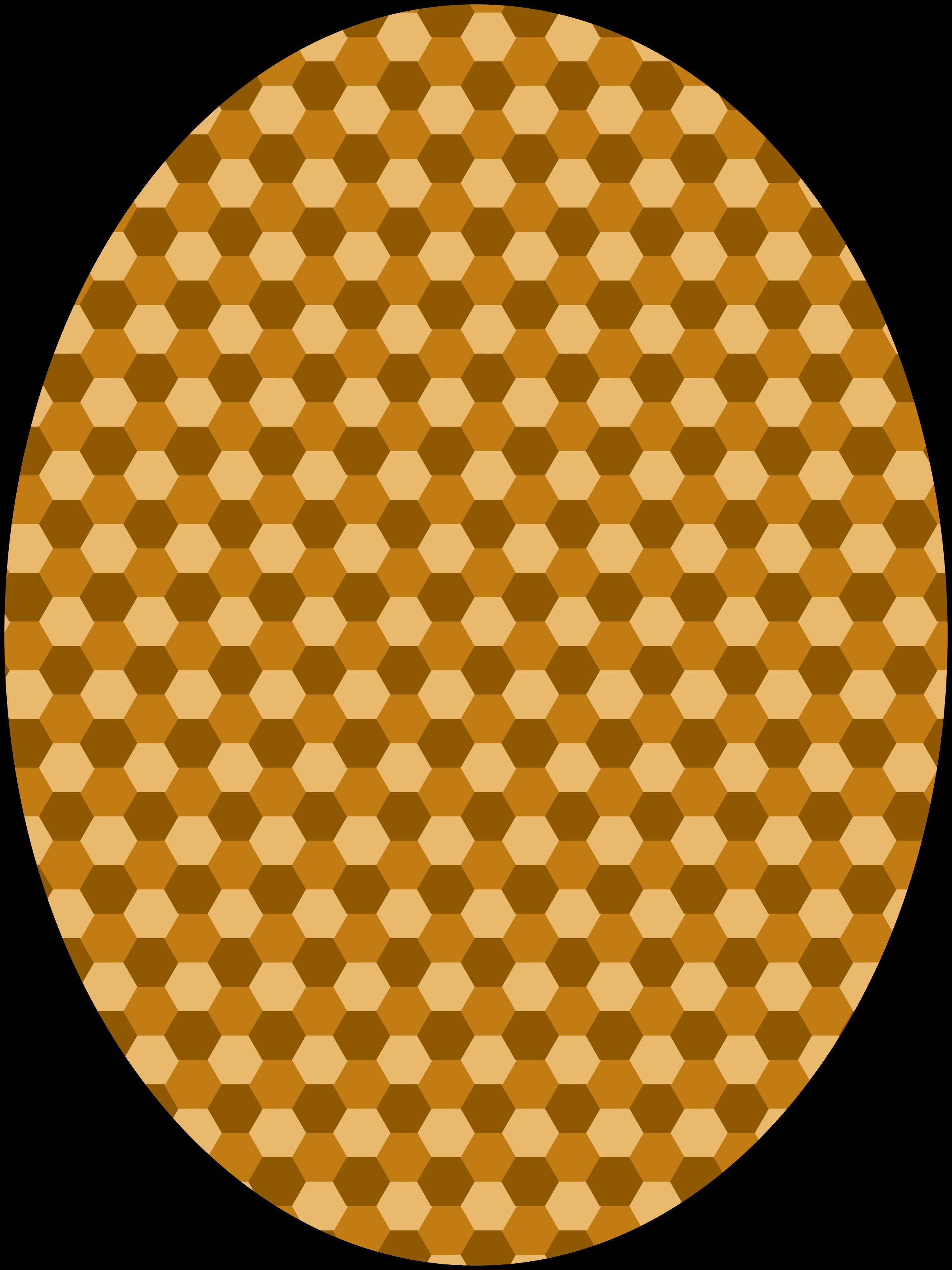 Pattern beige big image. Honeycomb clipart clip art