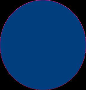 Light png svg clip. Circle clipart blue