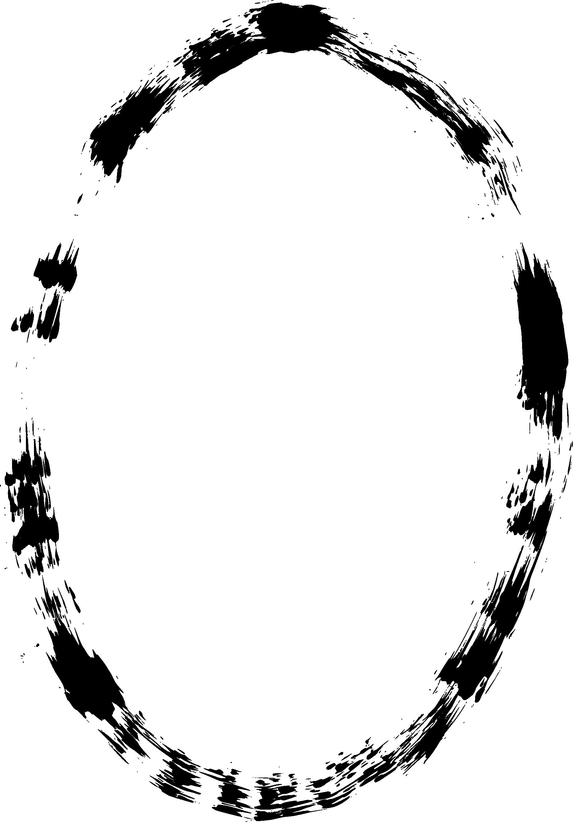 Oval clip art border. Circle clipart boarder