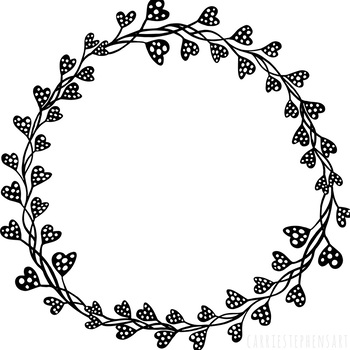 circle clipart borders