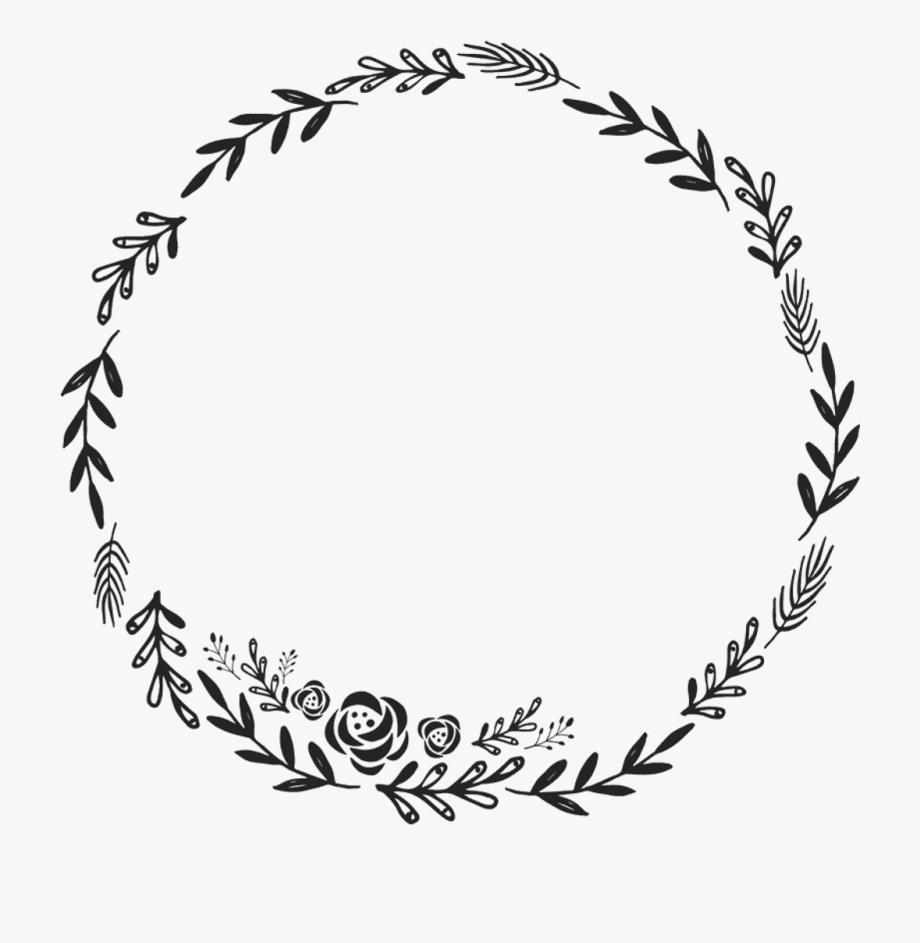 Circle clipart borders. Border design png clip