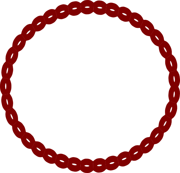 Circle clipart braided. Rope clip art at