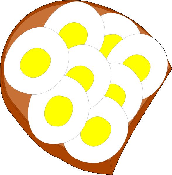 Sandwich clipart egg sandwich. Clip art at clker