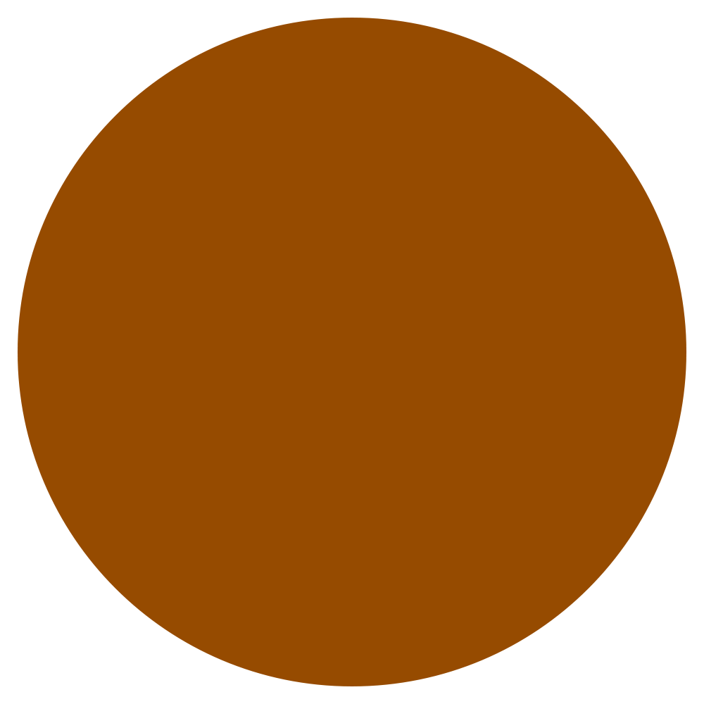 File solid svg wikimedia. Circle clipart brown