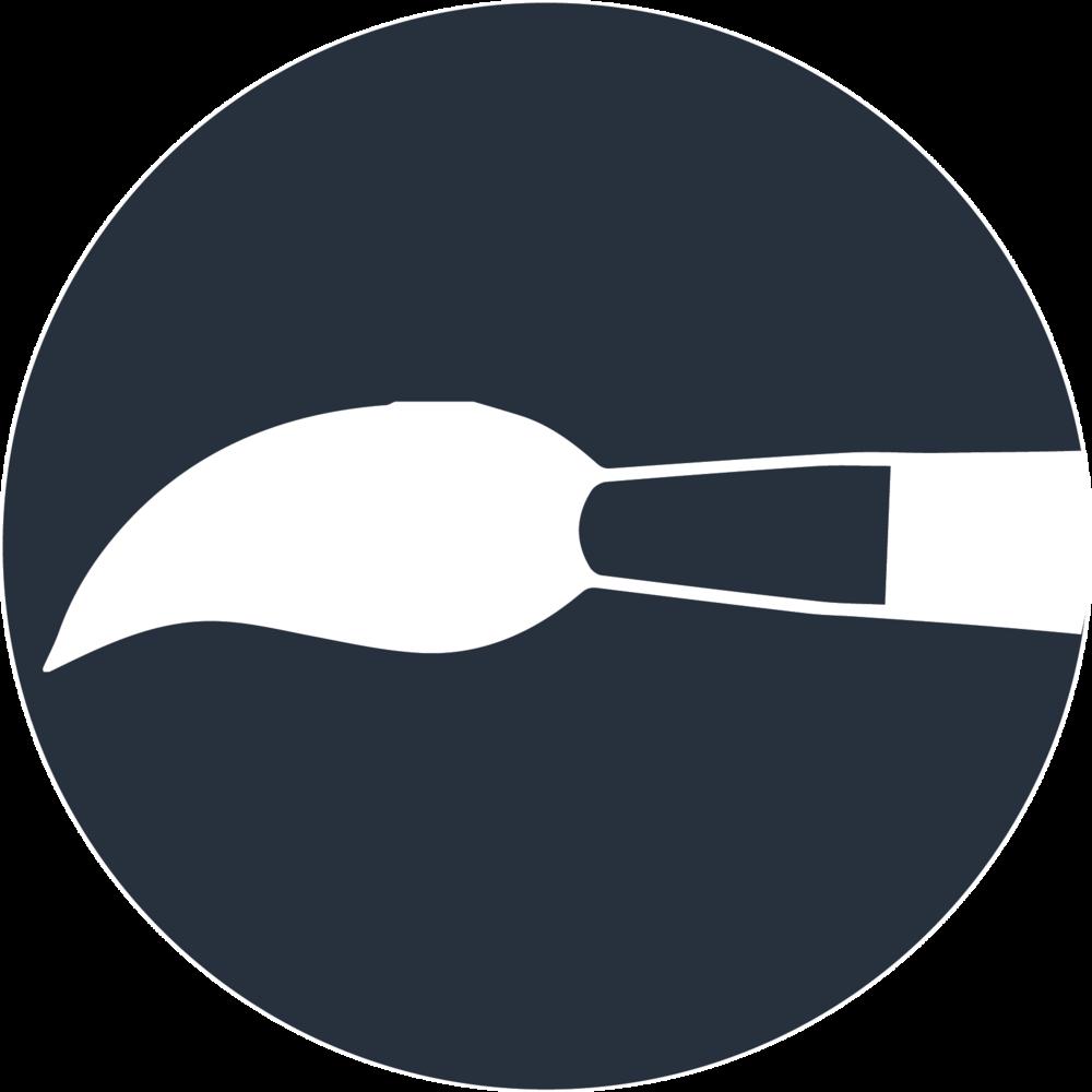 Paint brush stroke png. Paintbrush clipart splodge