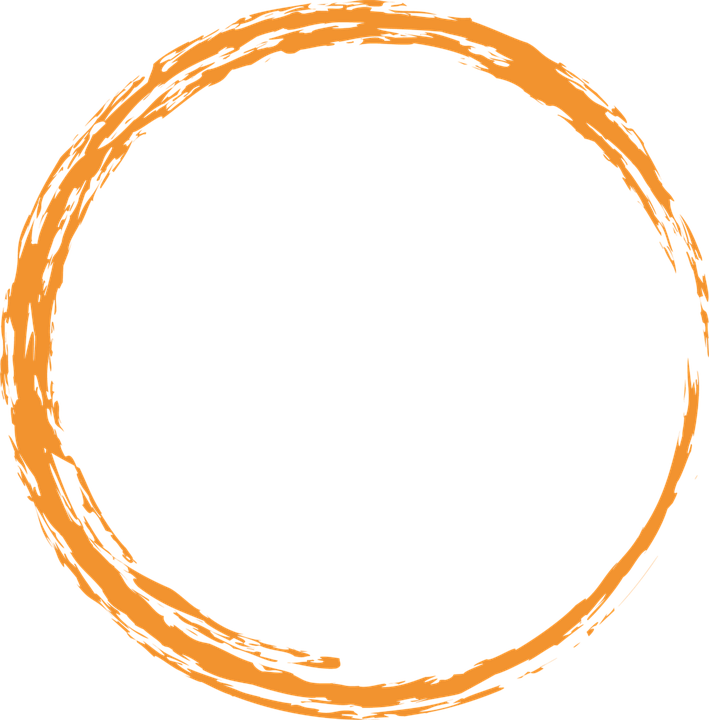 Paintbrush clipart orange. Free image on pixabay