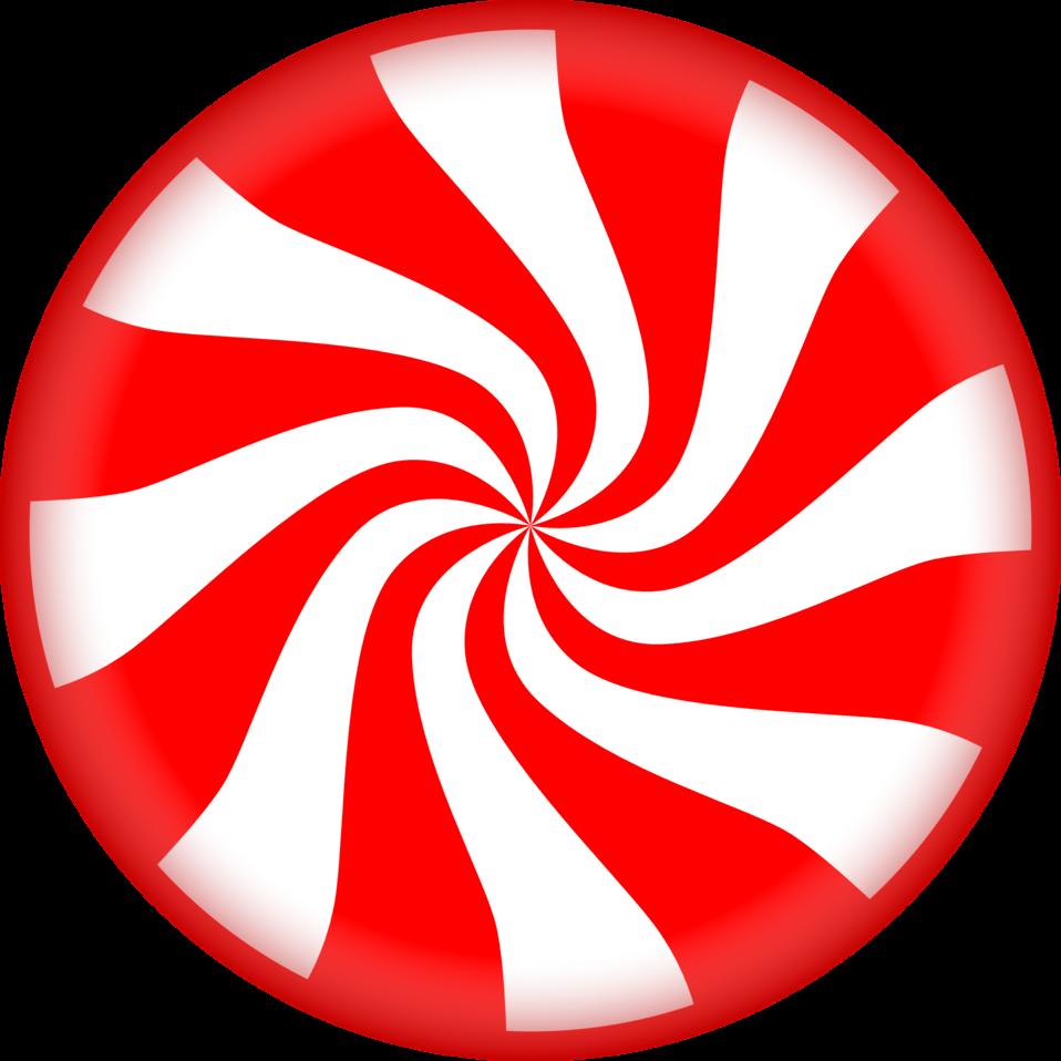 Public domain clip art. Circle clipart candy