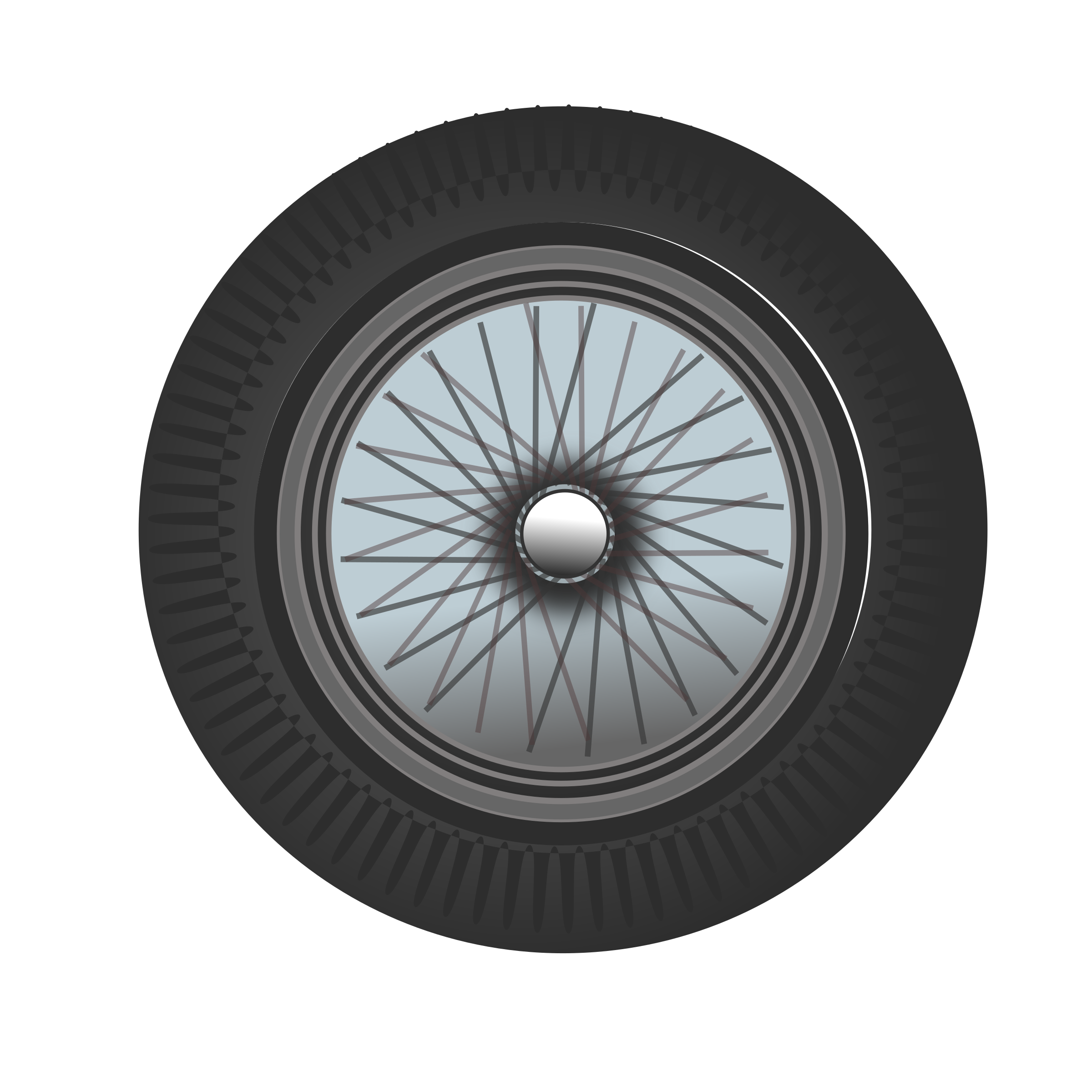 Classic car wheel big. Motorcycle clipart motorcycle burnout