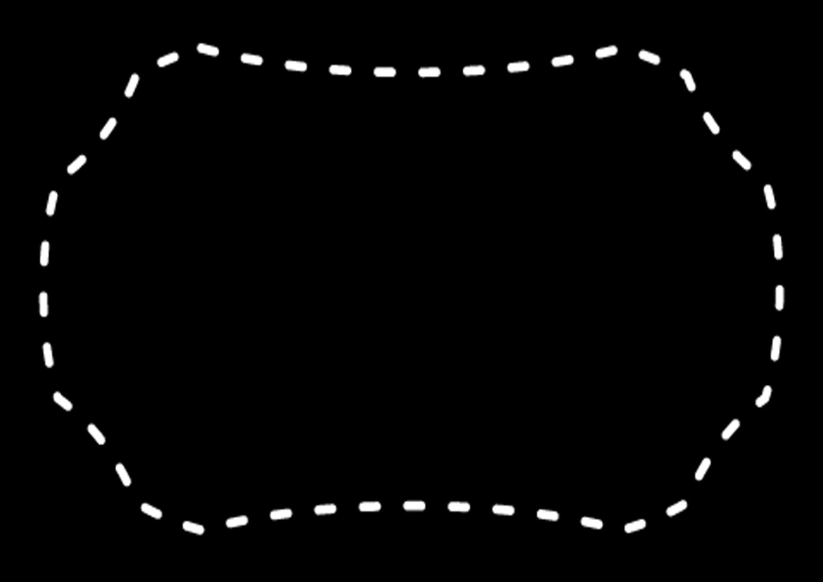 Plaque chalkboard