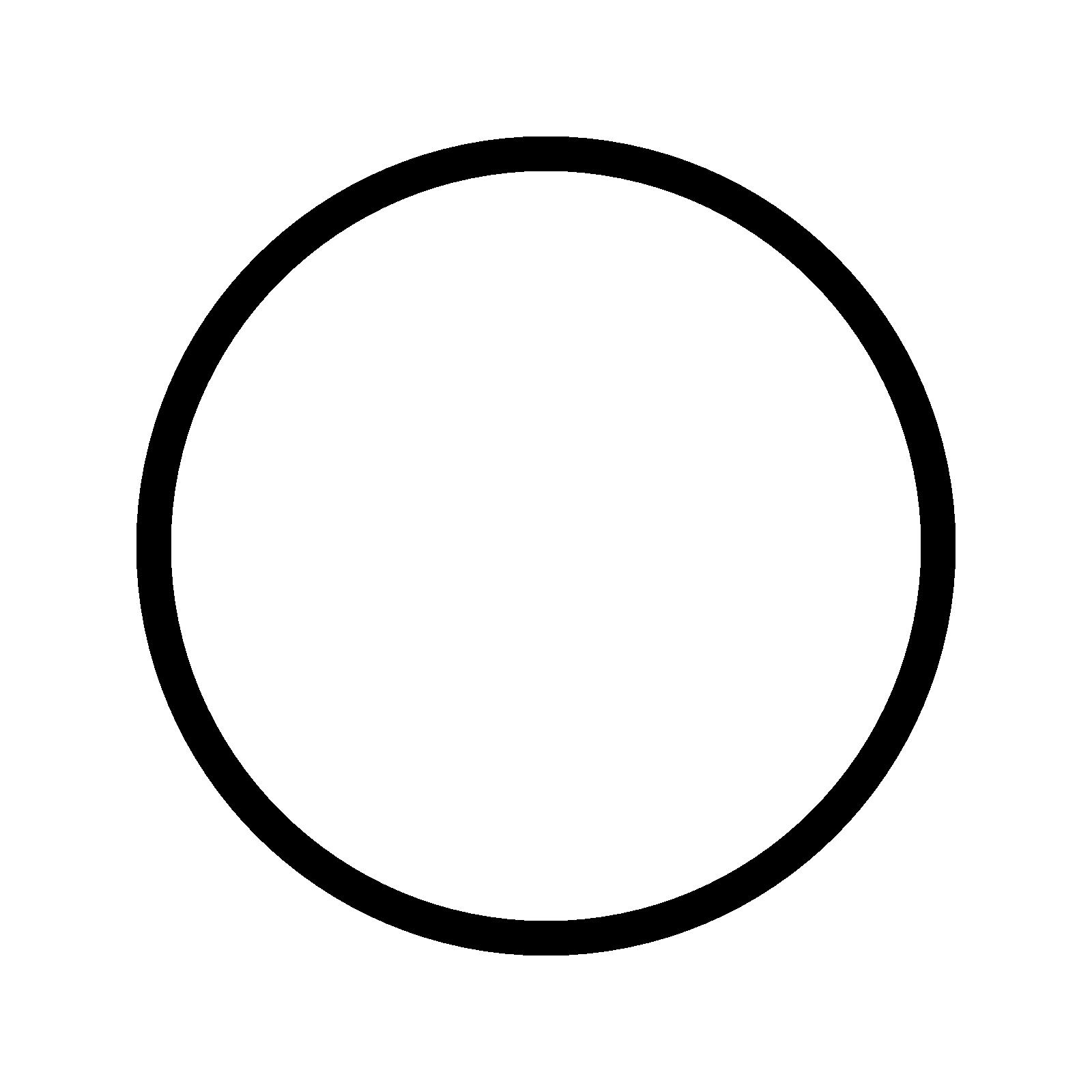 Circle clipart circle shape. Png hd mart