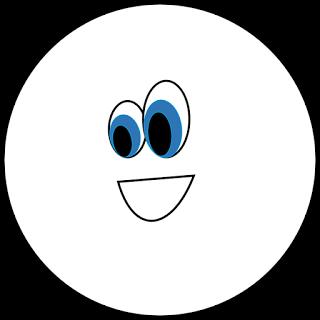 Black white free cliparts. Circle clipart circle shape