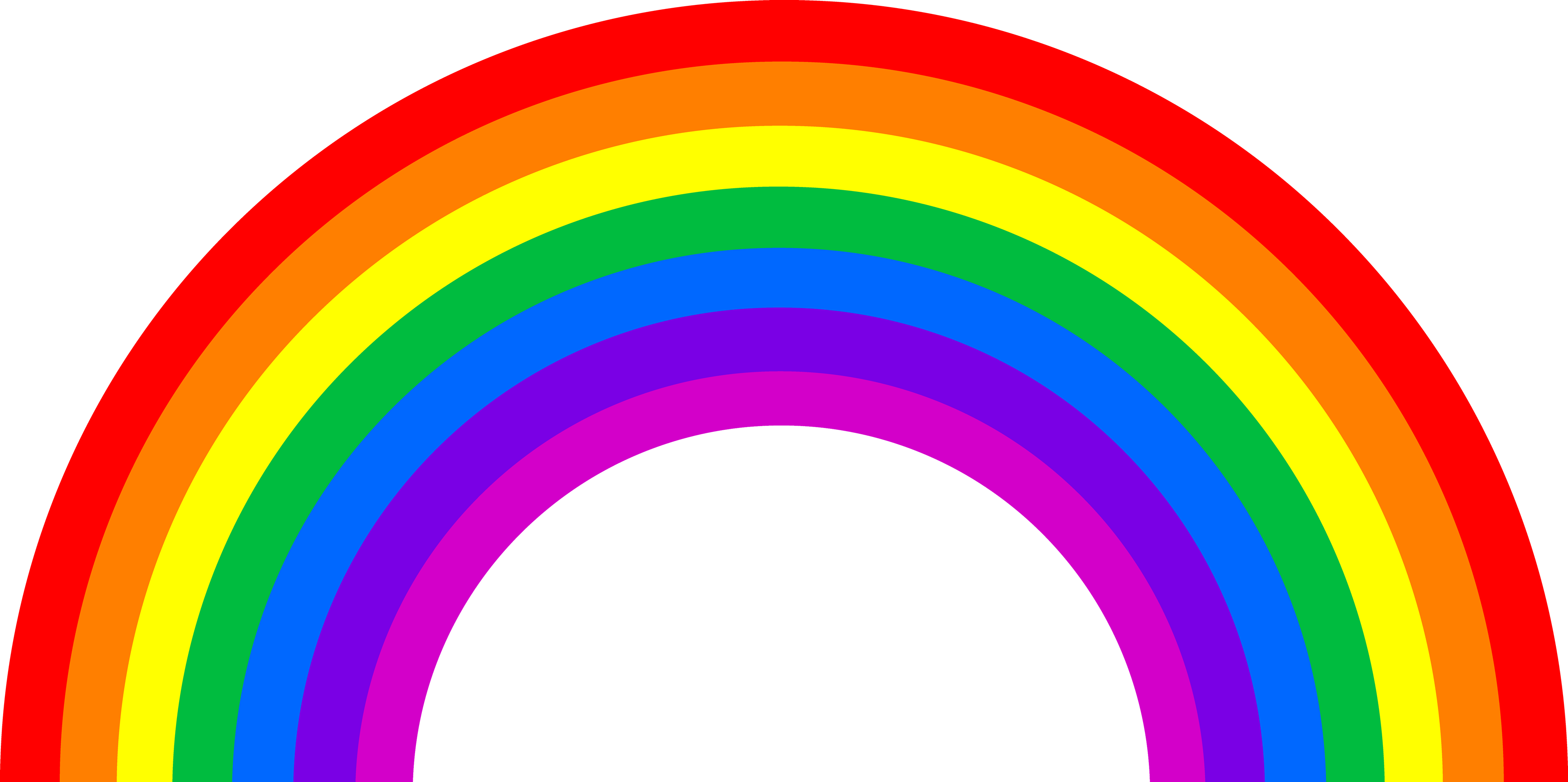 Clipart rainbow camera. Transparent background free download