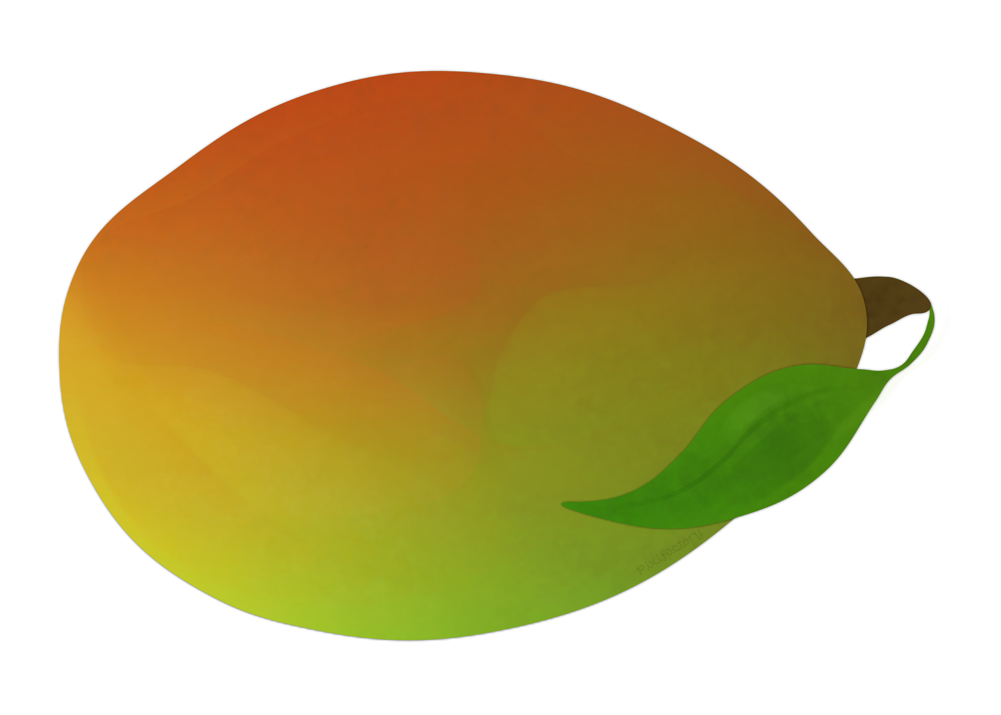 Mango clipart transparent background. Png image purepng free