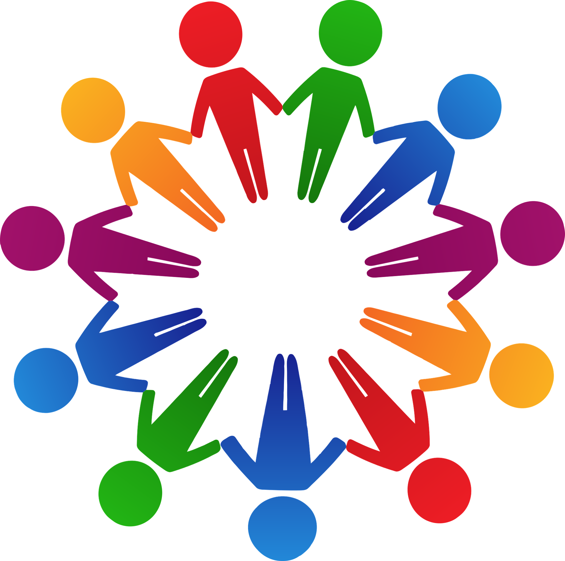 Dickinson area chamber alliance. Circle clipart community