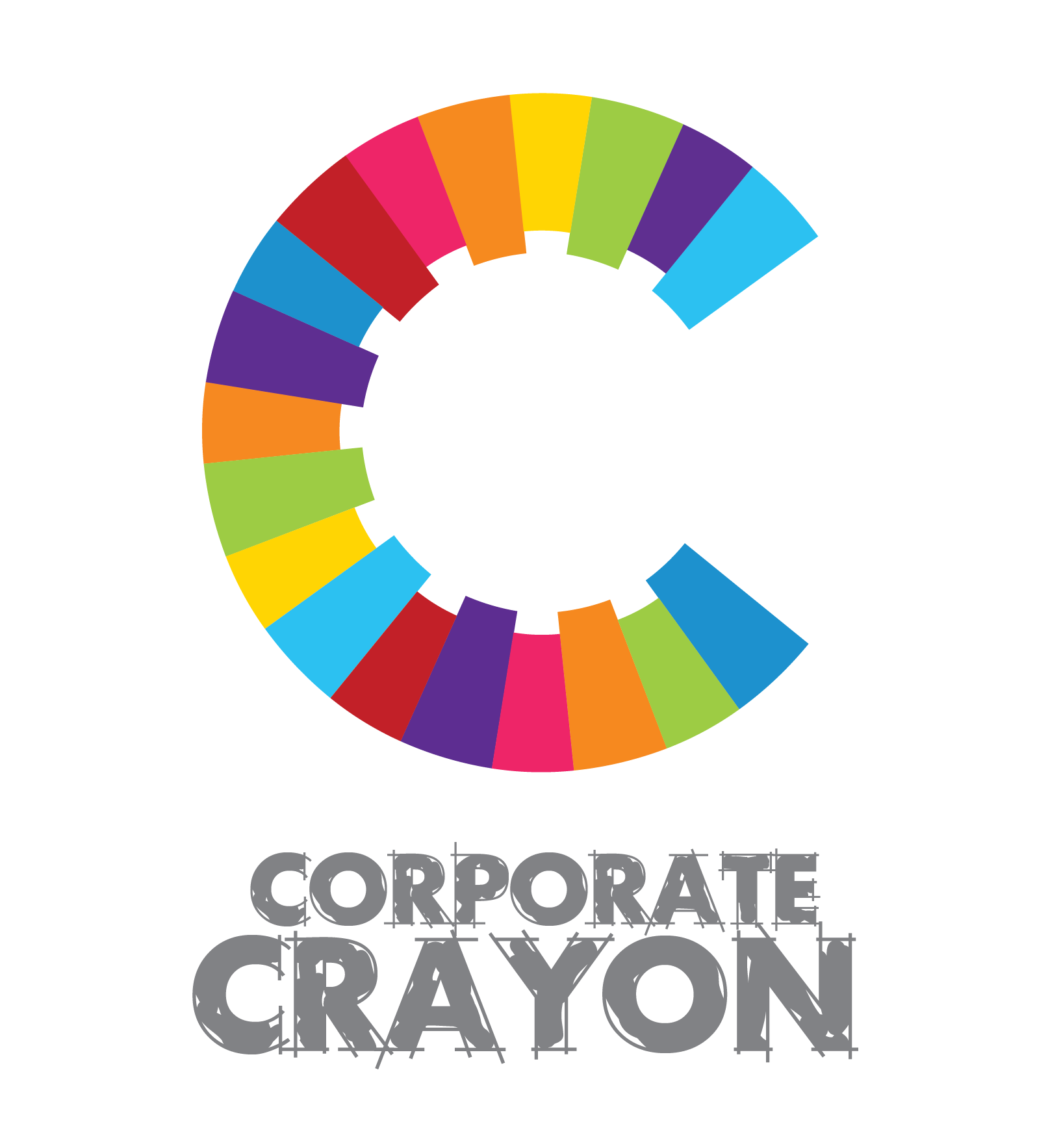 Circle clipart crayon. Corporate creating purposeful play