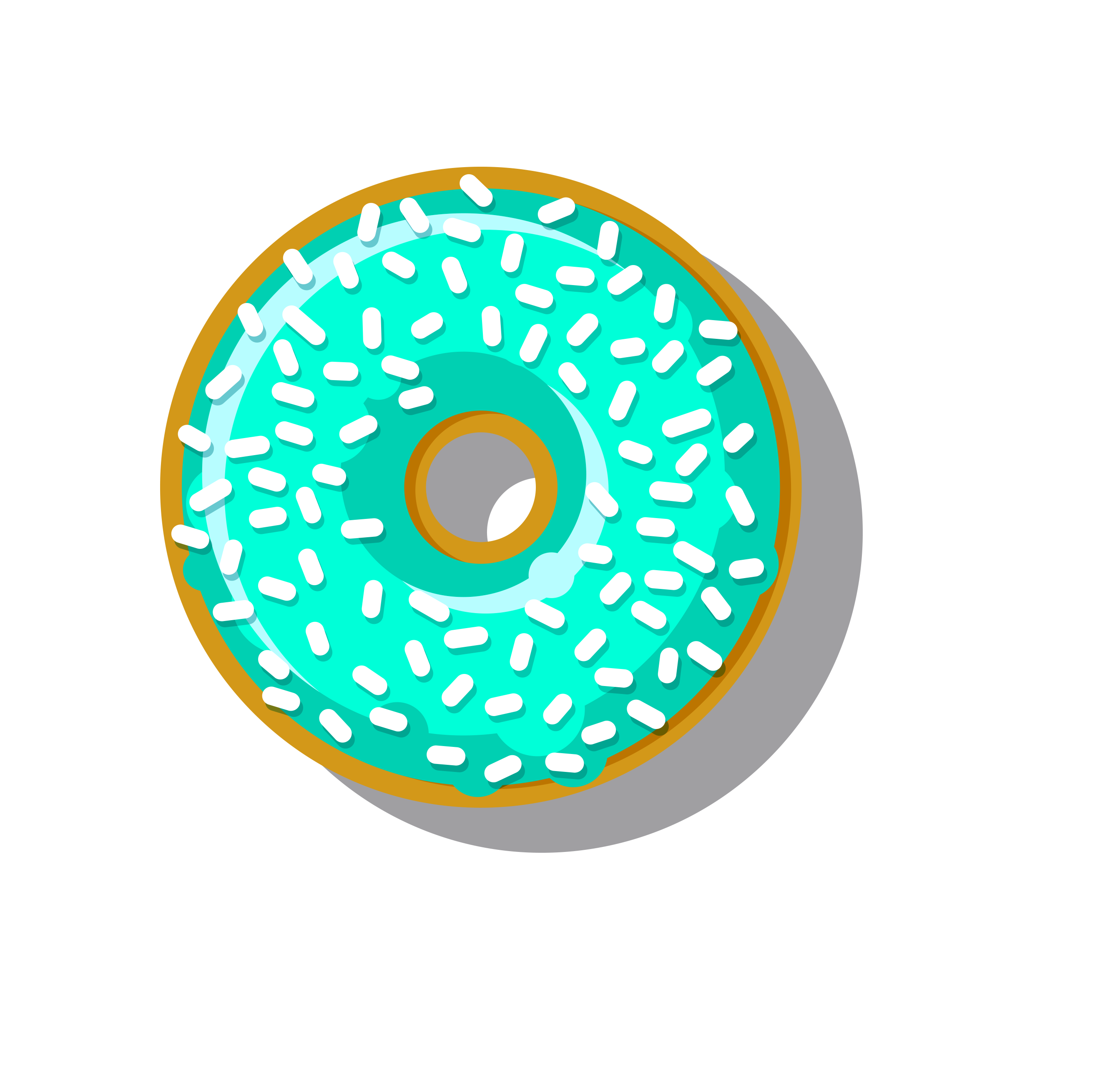Donut clipart red. Pink jokingart com download