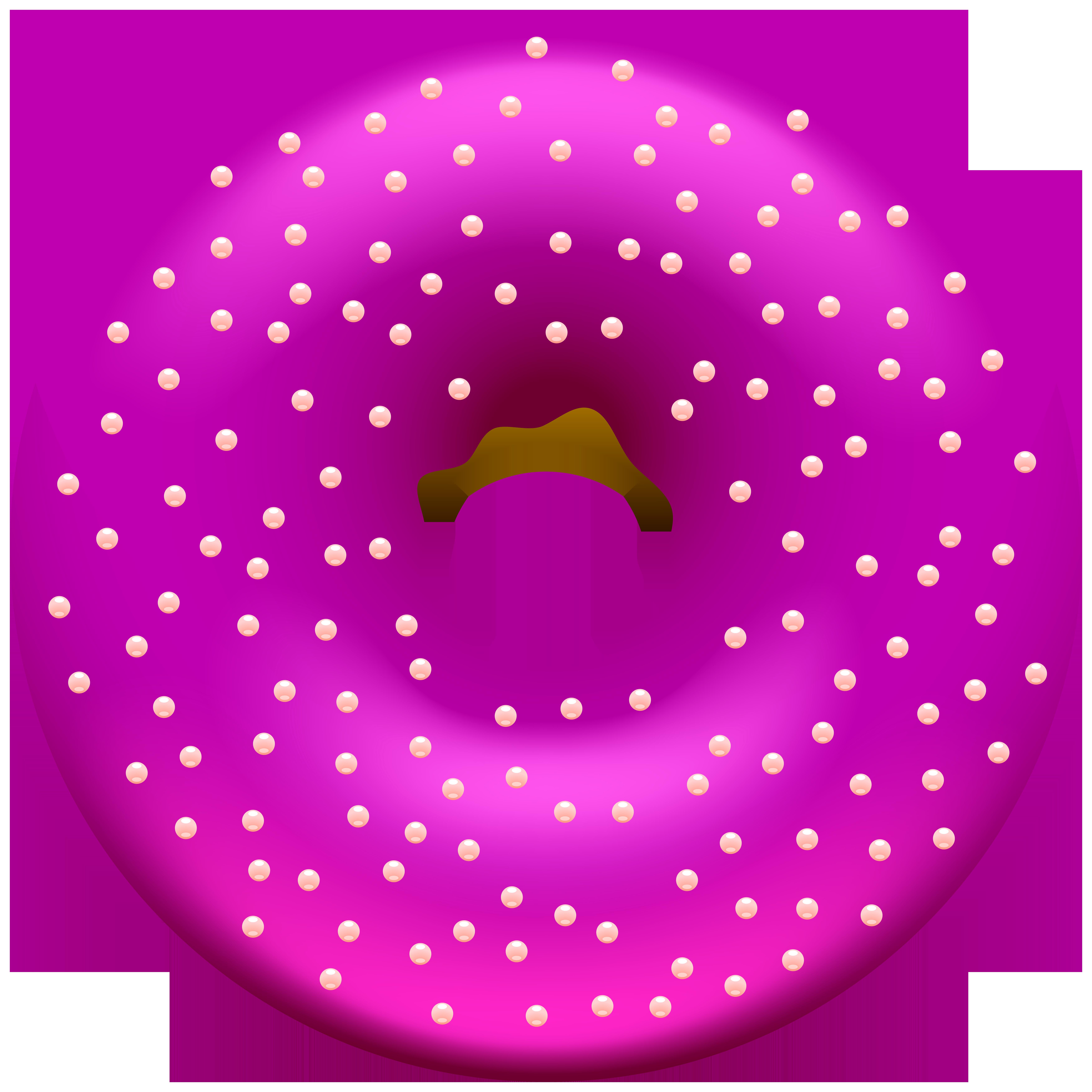 Png transparent clip art. Donut clipart clear background