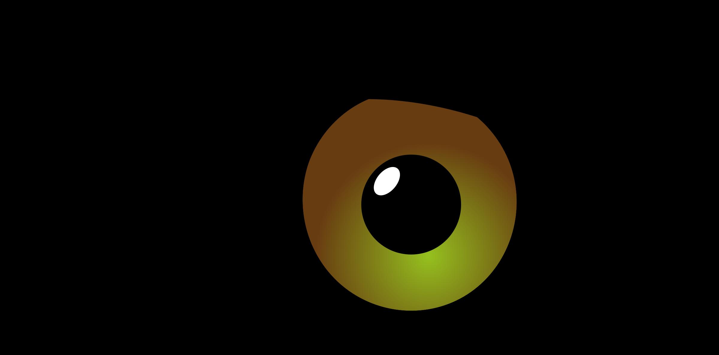 Number 1 clipart eye. Big image png