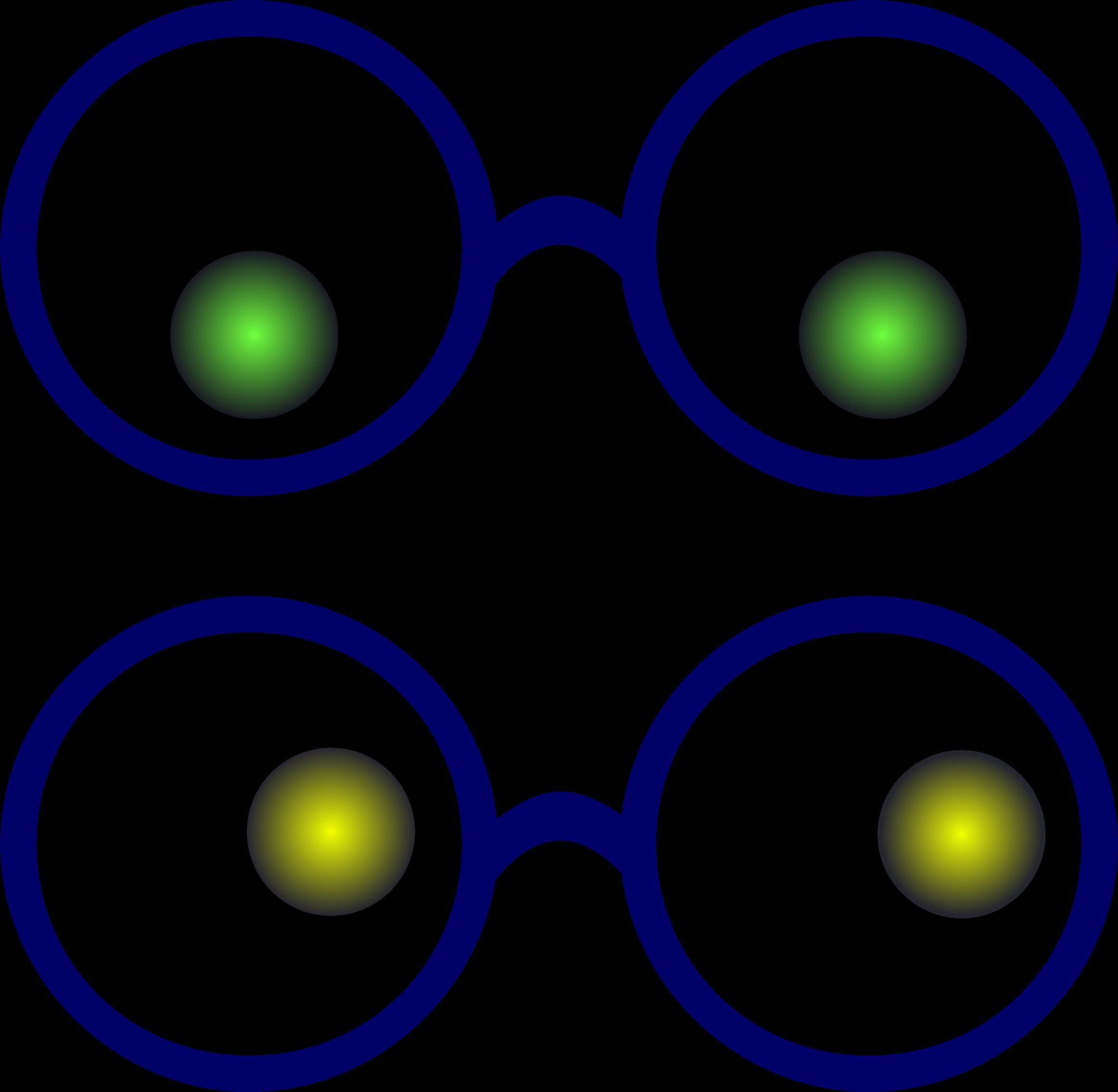 Eyeballs clipart eye optical. Simple eyes with glasses