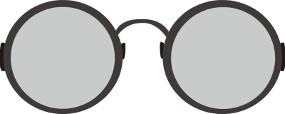 Sunglasses clipart circular. Free round glasses cliparts