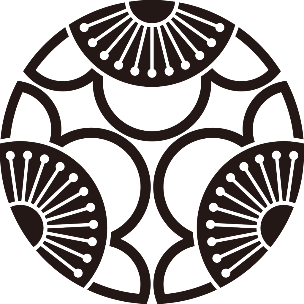 Circle clipart family. A japanese crest arwork