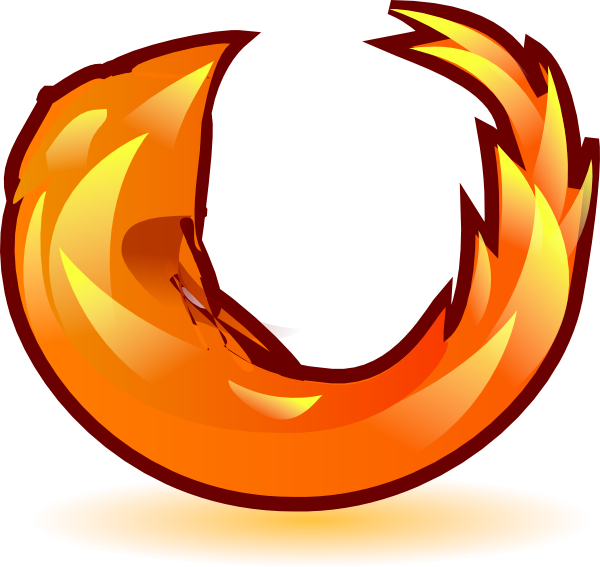 Ring of clip art. Circle clipart fire