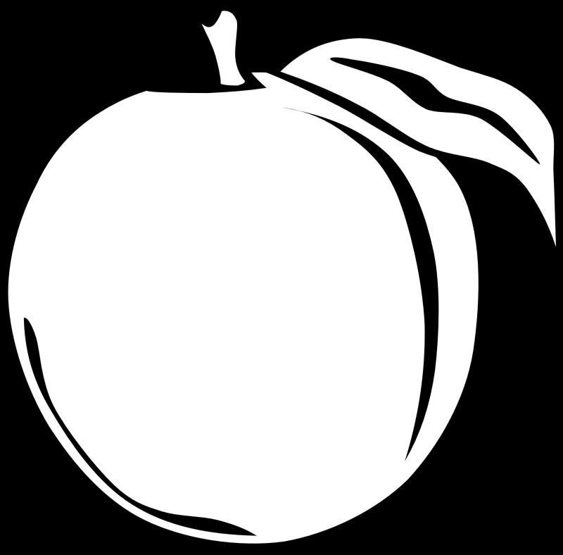 Clipart fruit star apple. Simple ff menu medium