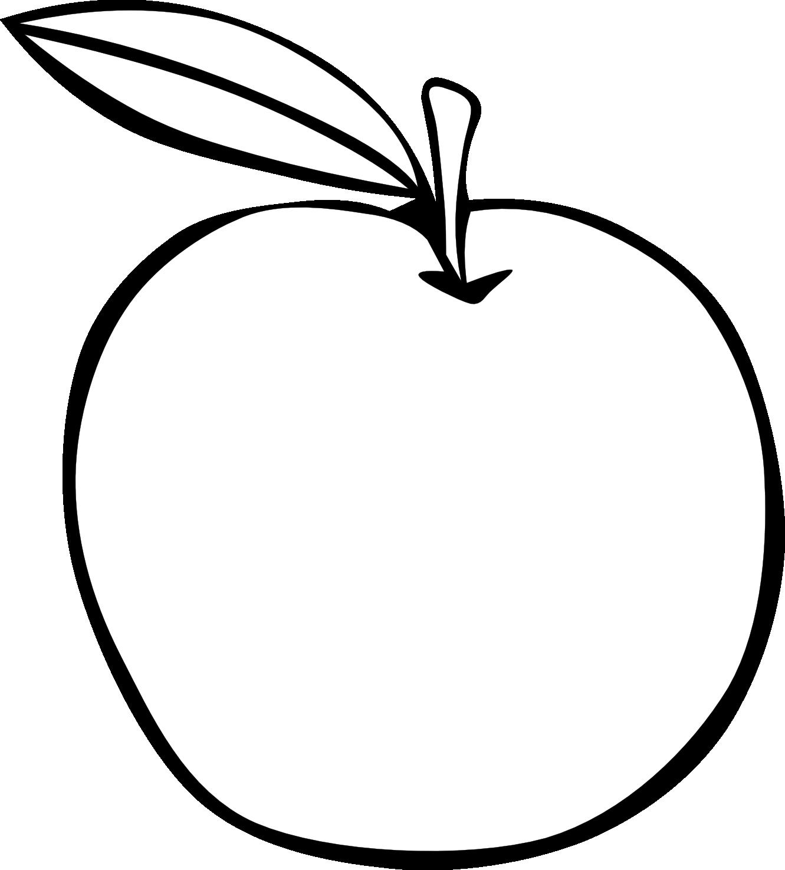 Black and white fruit. Pear clipart roseapple