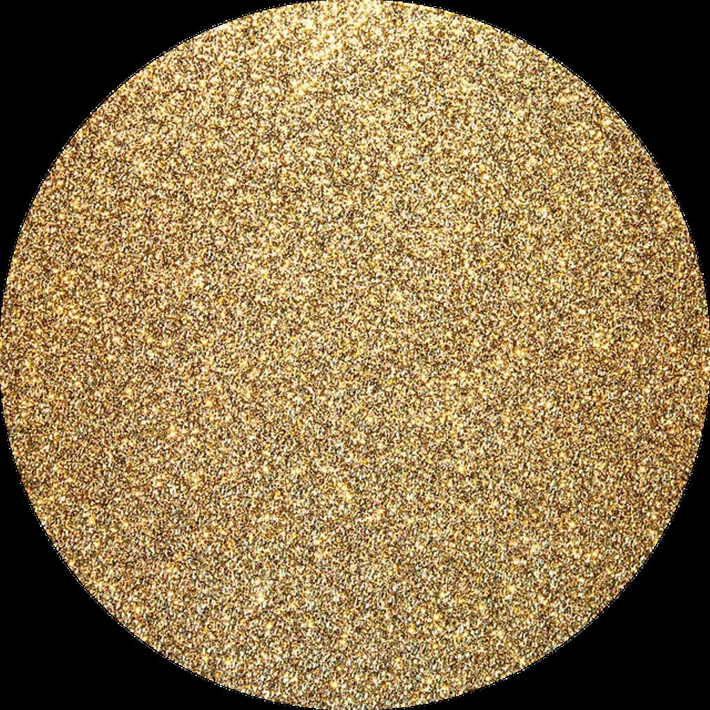 Gold background golden shapecrop. Circle clipart glitter