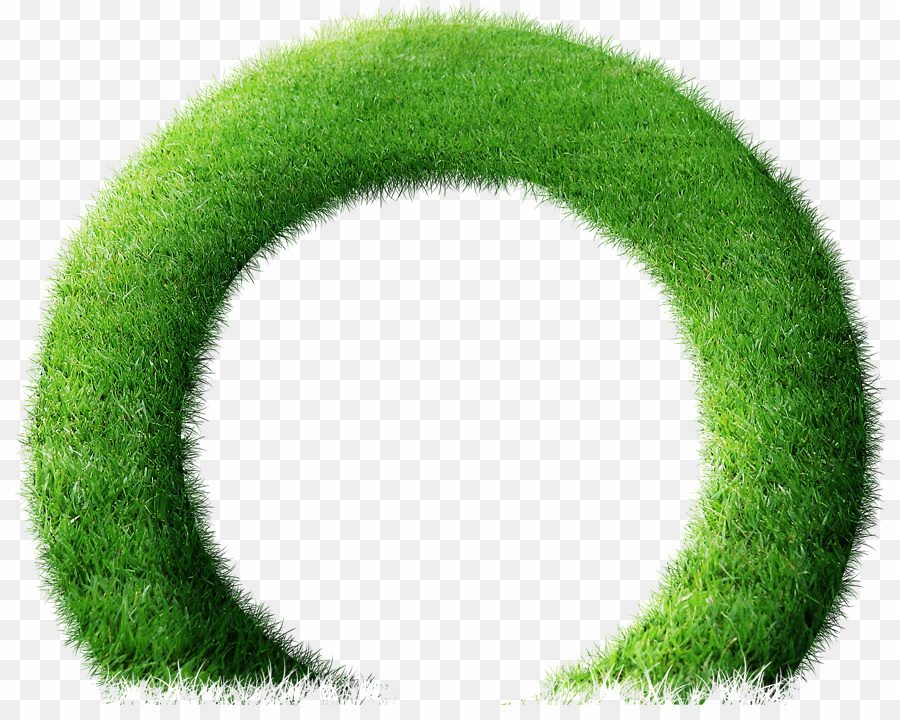 Transparent background green png. Clipart grass circle