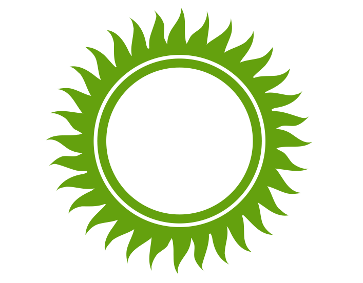 Clipart grass circle. Conserve energy this summer