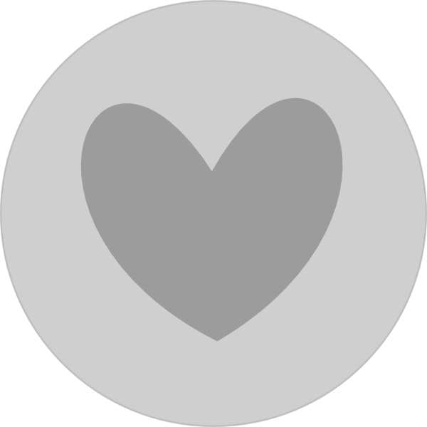Circle clipart heart. In clip art at