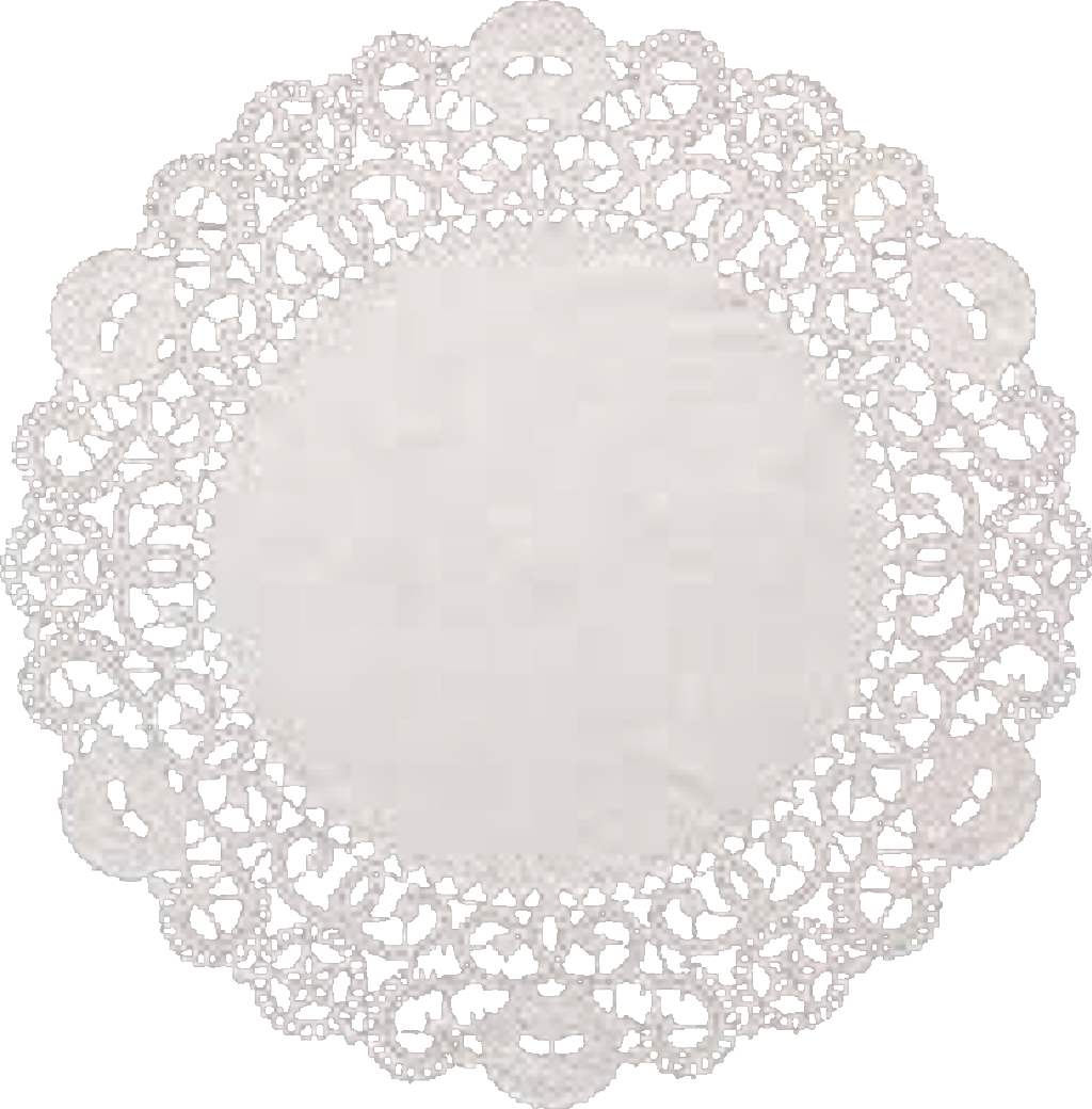 Circle clipart lace. Doily icon overlay pfp
