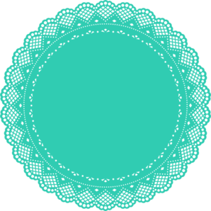 Lace clipart circle. Free cliparts download clip