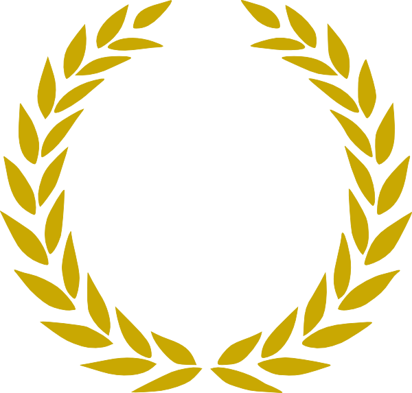 greek clipart wreath