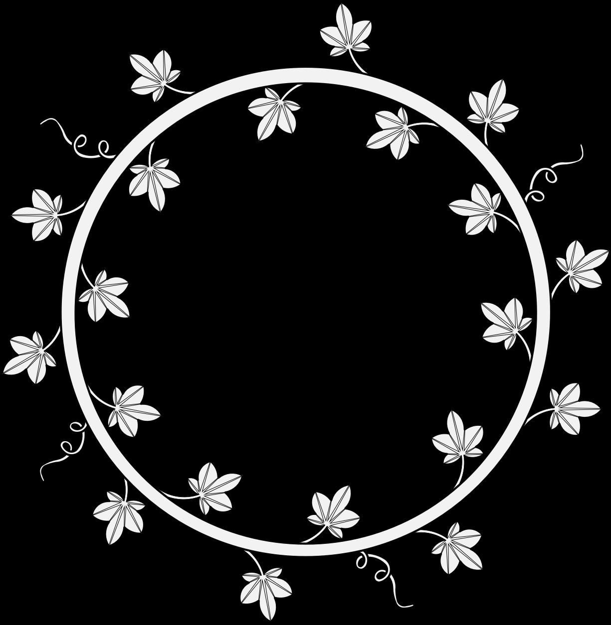 Ivy clipart design. Heraldry leaf clip art