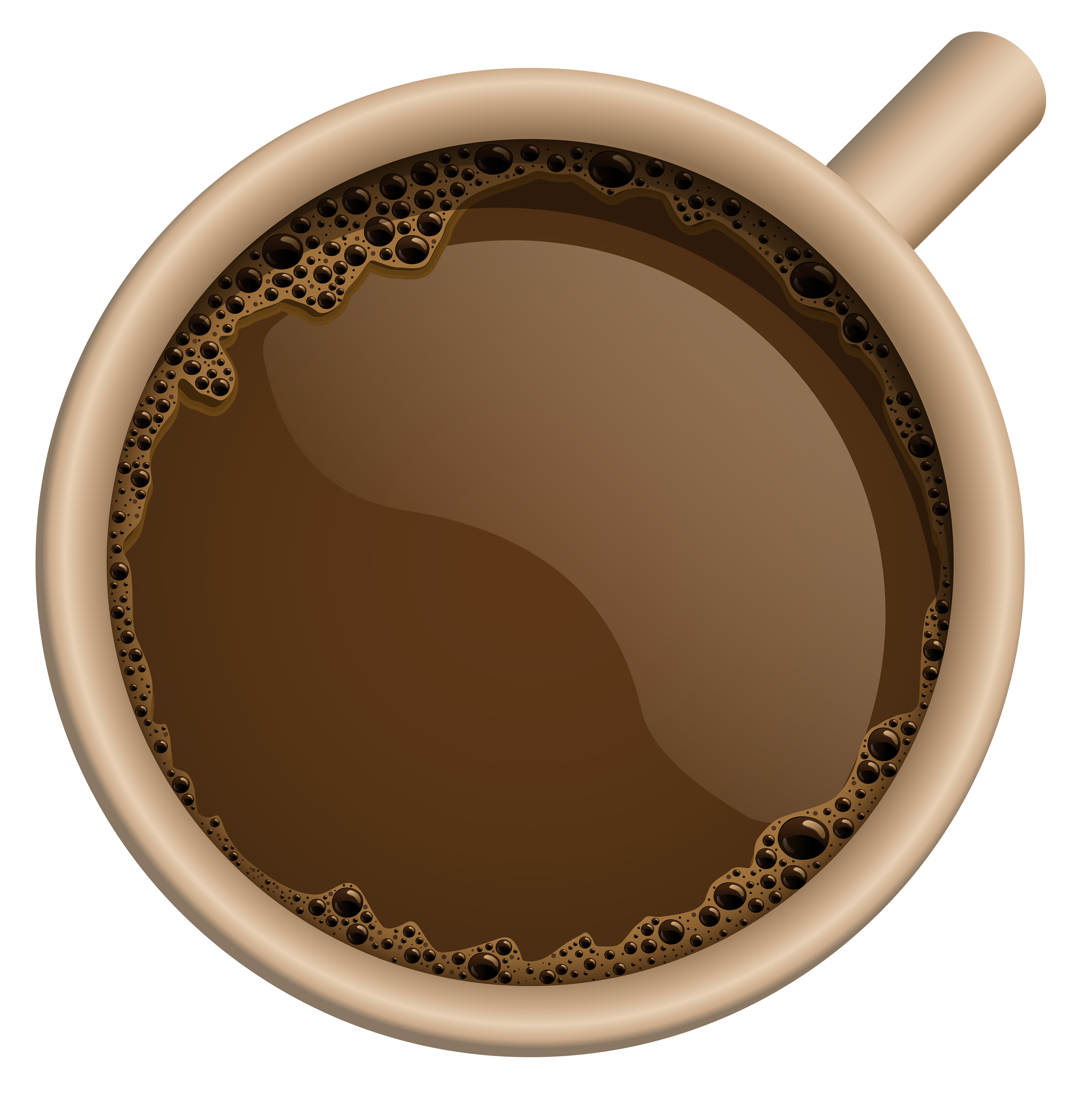 Brown cup png image. Clipart coffee banner
