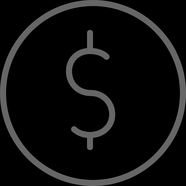 Clipart circle money. Big image png