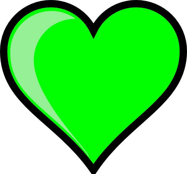 Sunglasses clipart neon. Green bubble heart hearts